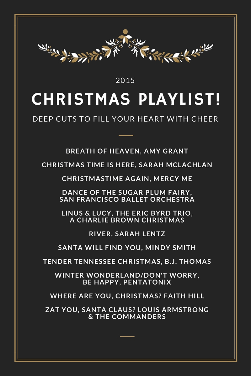 Misc Christmas Music Playlist