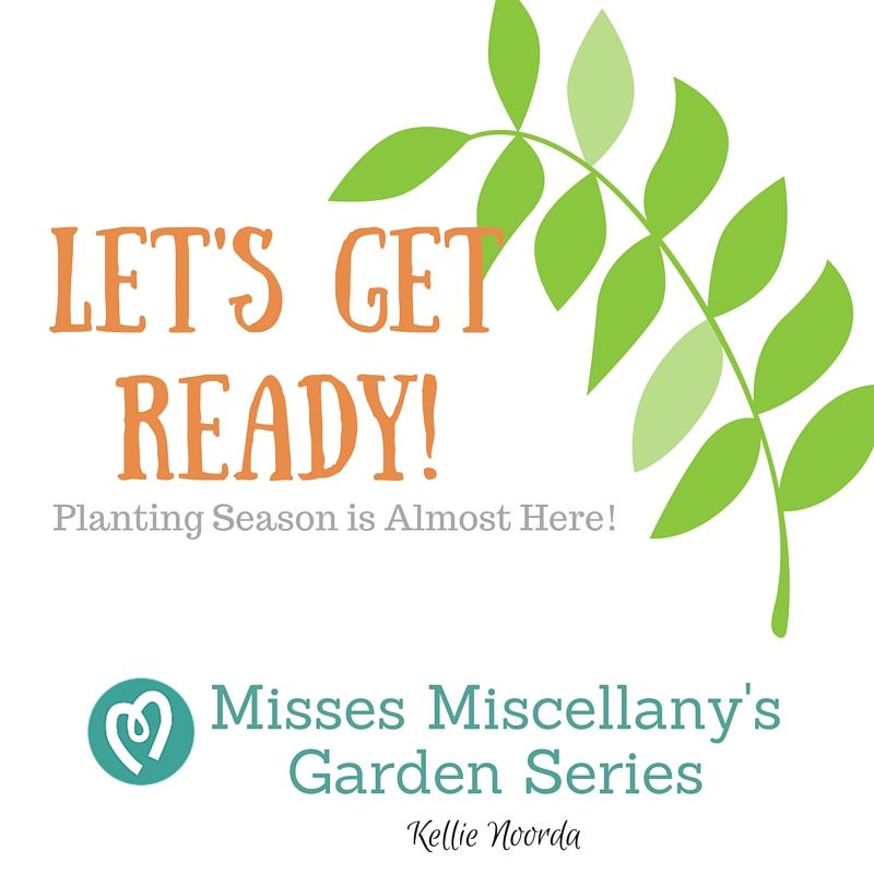 Misses Miscellany'sGarden Series